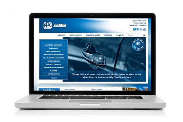 Chemfil-web-design
