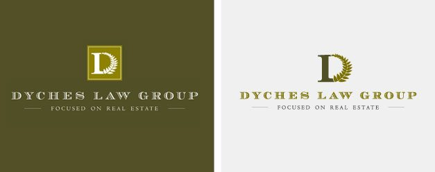 DychesLawLogoDesignB