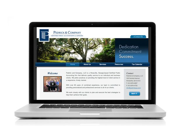 CPA Website Design